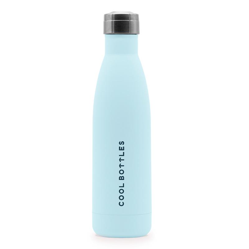 Botella de acero inoxidable Pastel Sky