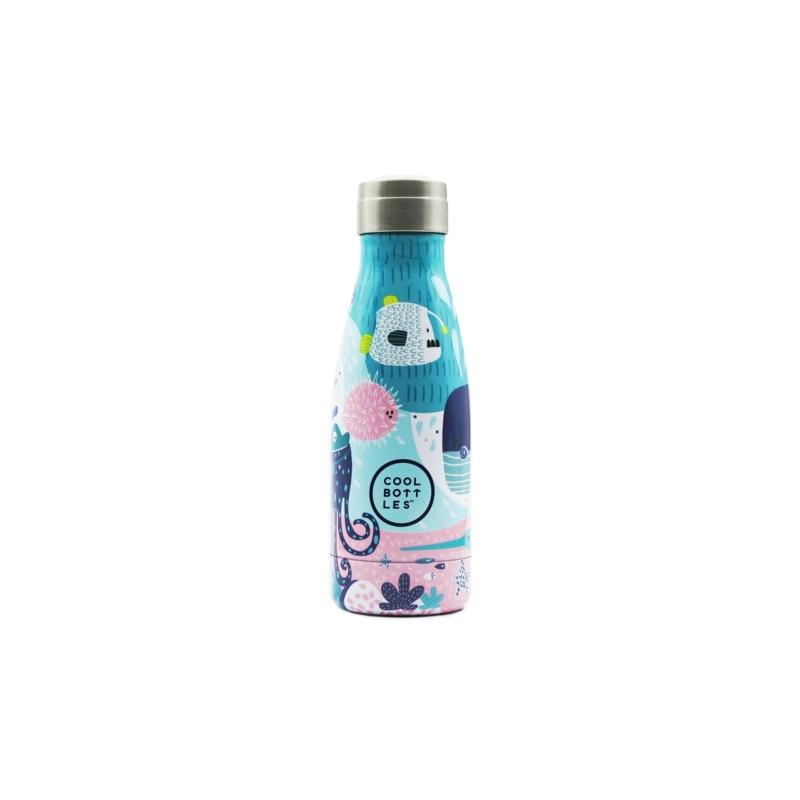 Sea World es su primera Cool Bottles™ Kids. Una botella de acero inoxidable que forma parte de Cool Bottles™ Kids.