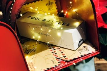 Cool Christmas, Cool Messages. 110 caracteres llenos de palabras bonitas que ayudarán a acortar esa maldita distancia social. Cool Bottles, tu botella de acero inoxidable