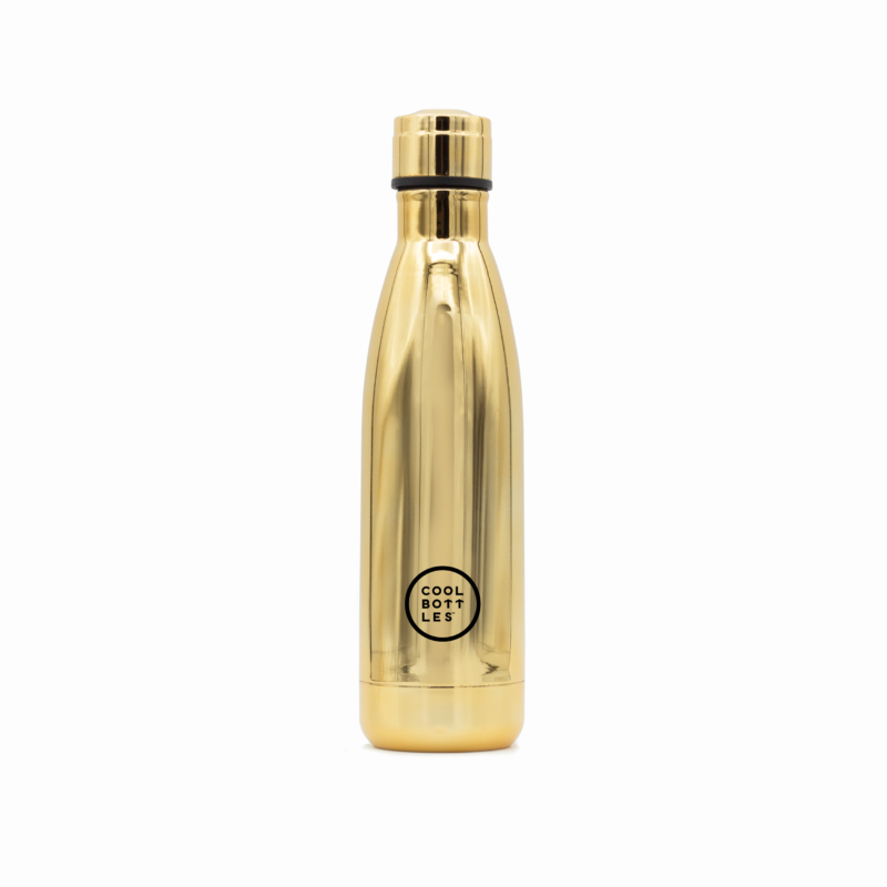 Tú botella de acero inoxidable - The Bottles Chrome 1