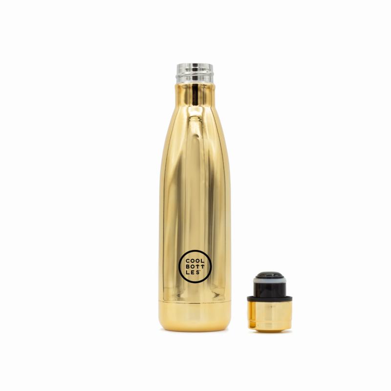 Tú botella de acero inoxidable - The Bottles Chrome 3